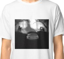 """But Death was cunning"" Deathly Hallows Classic T-Shirt"