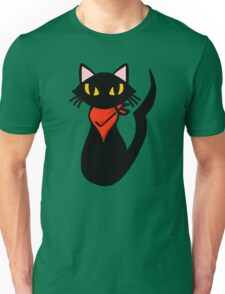 Cat Sissel Unisex T-Shirt