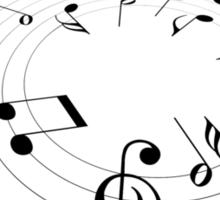 PLAY MUSIC Sticker