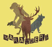The Marauders Kids Tee