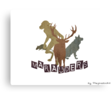 The Marauders Canvas Print