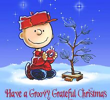 charlie brown Christmas  by chinacat65