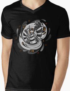 TWERK ZONE Mens V-Neck T-Shirt