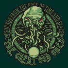 The Great Ood Ones by MeganLara