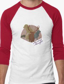 The Marauders - Mischief Managed Men's Baseball ¾ T-Shirt