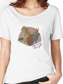 The Marauders - Mischief Managed Women's Relaxed Fit T-Shirt