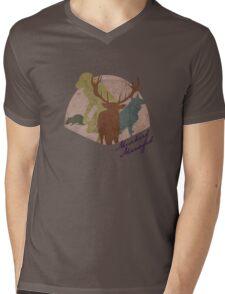 The Marauders - Mischief Managed Mens V-Neck T-Shirt
