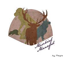 The Marauders - Mischief Managed by thegadzooks