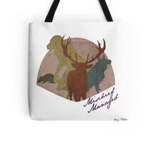 The Marauders - Mischief Managed Tote Bag