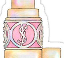 YSL lipstick Sticker