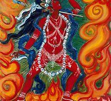 Vajrayogini by Laura Cameron
