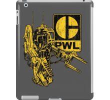 PWRLDR iPad Case/Skin