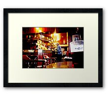 Swift Half Framed Print