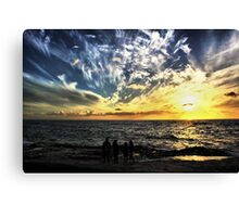 To Feel So Small Canvas Print