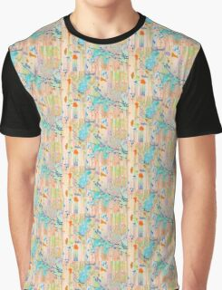 Fauna in the Spring Graphic T-Shirt