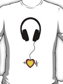 music beats T-Shirt