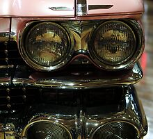 pink cadillac by Steve Scully