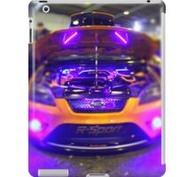 Blurred Lights from the Focus iPad Case/Skin
