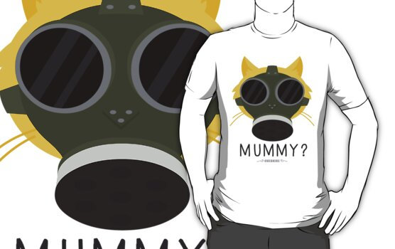 Cheshire POP! - Mummy? by CheshireGoMad