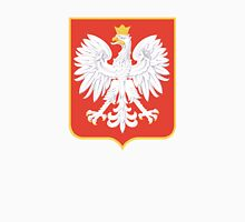 Coat of Arms of the Second Polish Republic, 1927-1939 Unisex T-Shirt