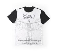 Da Vinci's Demons Graphic T-Shirt