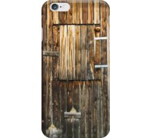 Cabin Window iPhone Case/Skin