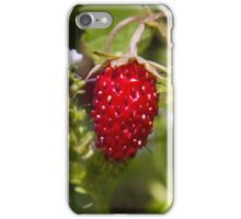 Forest Strawberry iPhone Case/Skin