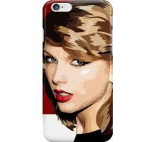Taylor Swift Vector portrait iPhone Case/Skin