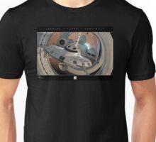 IXS Enterprise leaving Mars Unisex T-Shirt