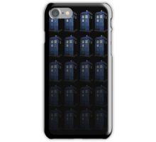 Doctor Who: TARDIS iPhone Case/Skin