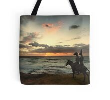 Waiting on Sunrise Tote Bag