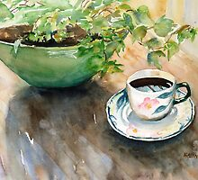 tea set by halinak