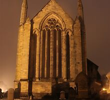 Dunblane Cathedral by Chippe