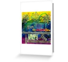 Freedom to Believe - Freedom to LIVE Greeting Card