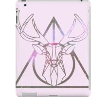 The Spirit of the Wizarding World iPad Case/Skin