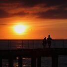 Whitby Sunset (3) by PaulBradley