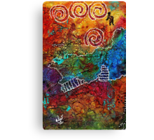 Delight in the Journey Canvas Print