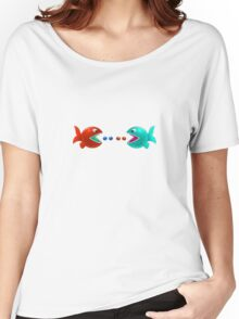 FISHS Women's Relaxed Fit T-Shirt