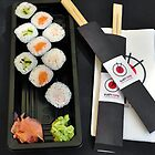 Sushi Plate by photolove