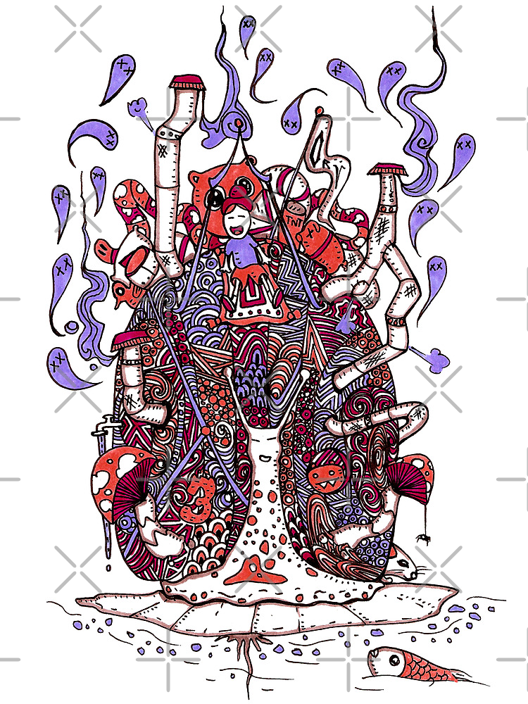 Snail Ride by Octavio Velazquez