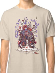 Snail Ride Classic T-Shirt