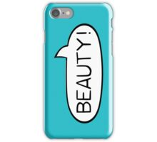 Australian Slang-Beauty iPhone Case/Skin