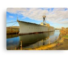 HMS Caroline Metal Print
