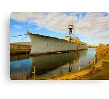 HMS Caroline Canvas Print