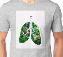 Lungs of the Planet Unisex T-Shirt