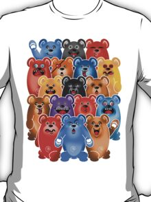 BEAR CROWD 3 T-Shirt