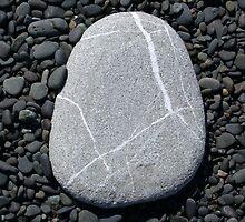 Beach Stone by Michelle Brandt