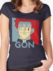 GON Women's Fitted Scoop T-Shirt