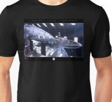 IXS Clarke departing from Earth Unisex T-Shirt