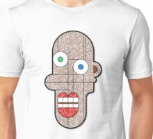 Mr. Egghead - The character from my childhood Unisex T-Shirt